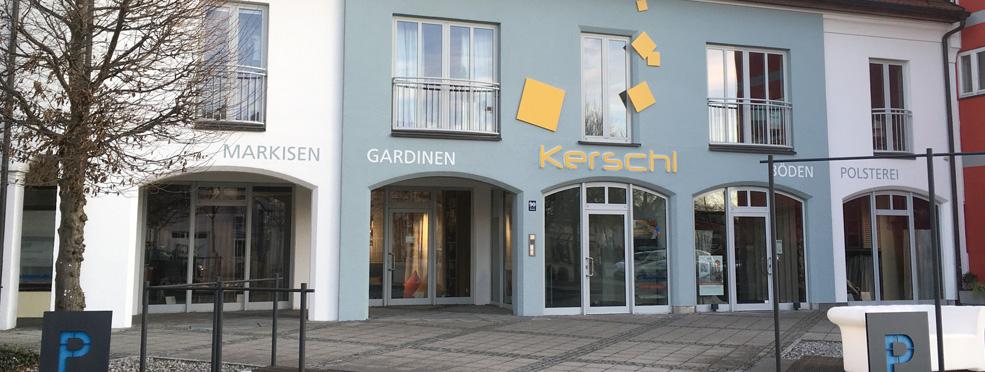 Raumausstattung-Kerschl in München und Umgebung